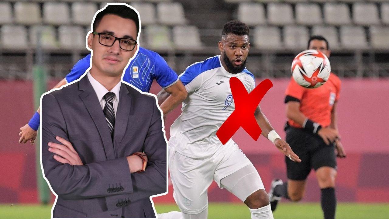 """El relator de Deportes TVC considera que """"es mucho premio"""" que Benguché esté jugando los Olímpicos en Tokio y de titular"""