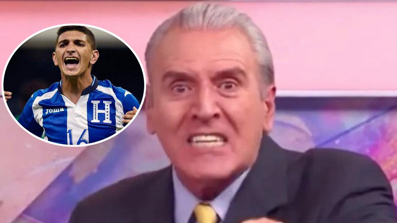El comentario del exfutbolista mexicano provocó que cientos de usuarios en las redes sociales arremetieran en su contra y le dieron la razón a Jhonny Leverón ¡Aquí la polémica!