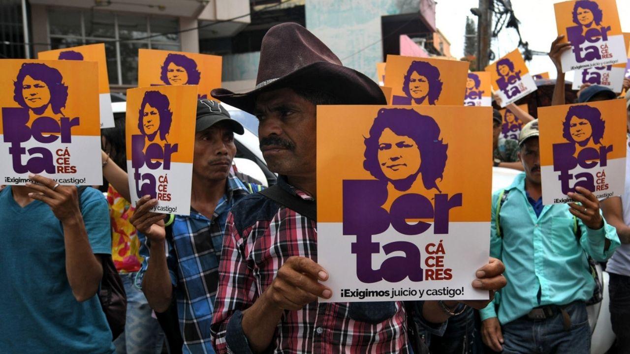 Múltiples personalidades reaccionaron tras el fallo condenatorio contra uno de los autores del asesinato de Berta Cáceres