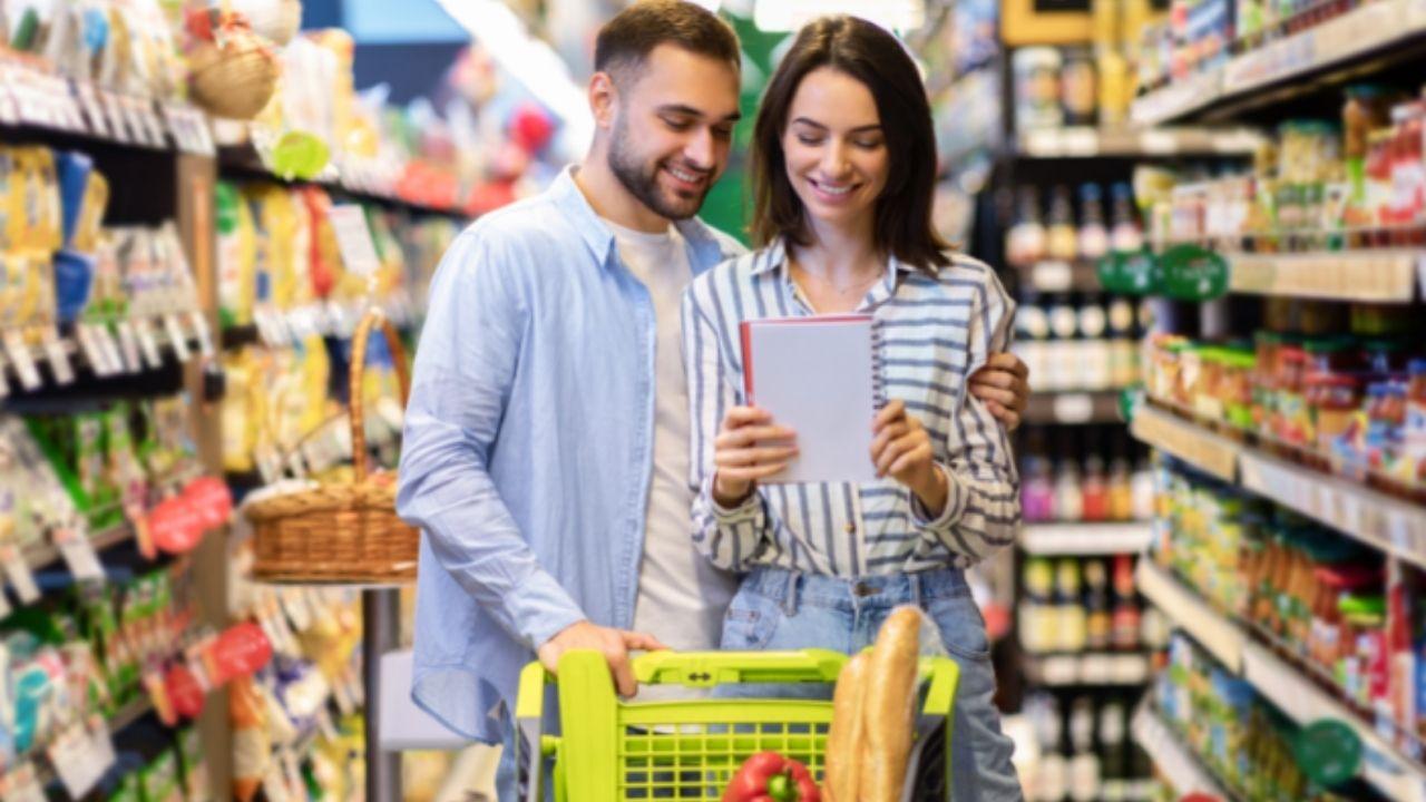 Llevar una lista al super o mercado ayudará a gastar lo necesario y ahorrar tiempo