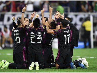 Oficial: México vs. Estados Unidos disputarán la final de la Copa Oro