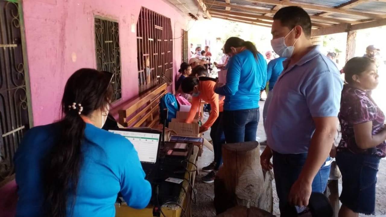 El RNP urge disponer de los recursos para agilizar la entrega de las nuevas identidades a la ciudadanía hondureña.