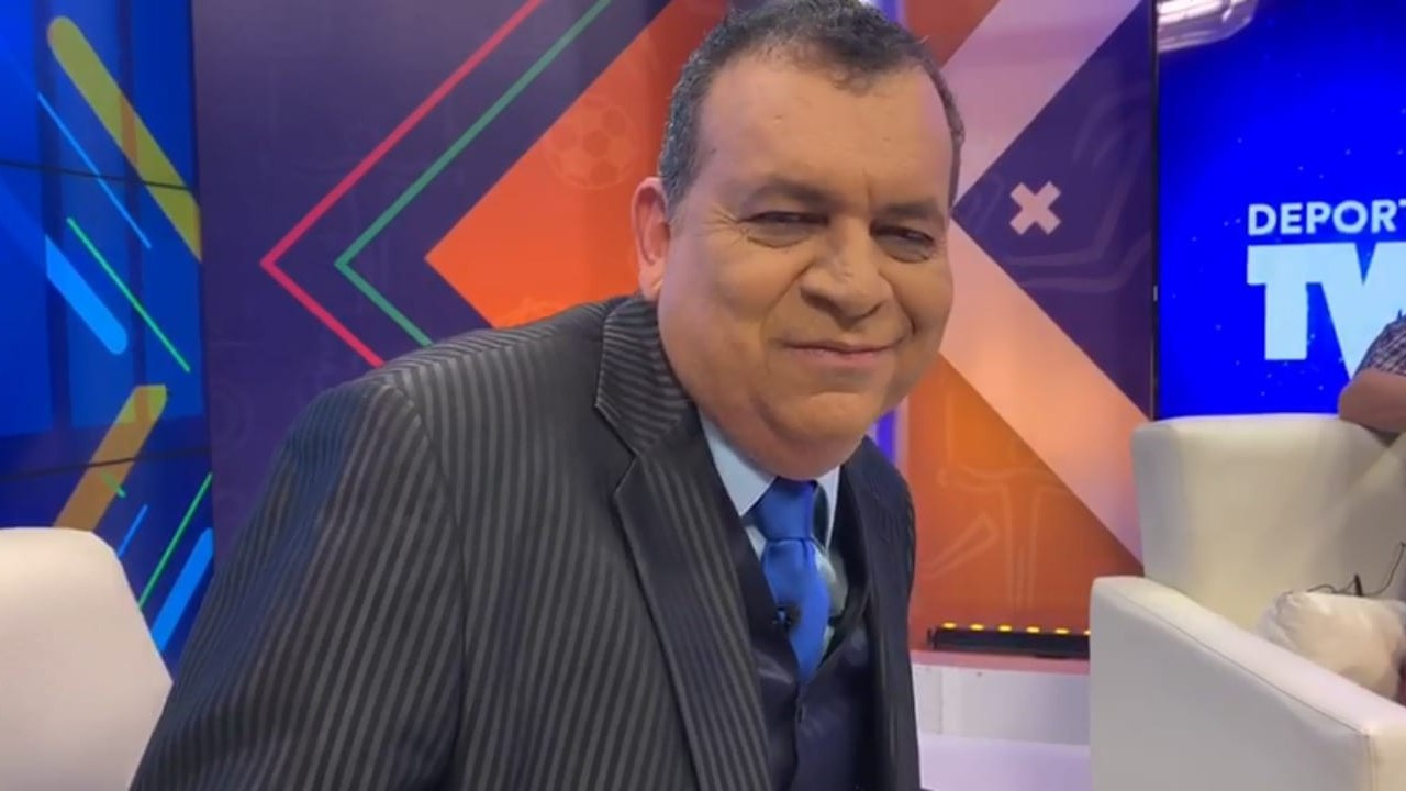 El comentarista deportivo y candidato a diputado del Partido Nacional reaccionó ante los cuestionamientos de sus seguidores