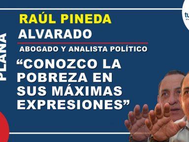 Raúl Pineda Alvarado: Quisiera encontrar la nobleza de un rottweiler en muchos políticos de Honduras