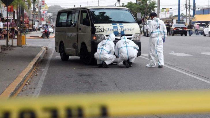 Unos 44 transportistas han sido asesinados en Honduras en 2021, según el Observatorio de la Violencia