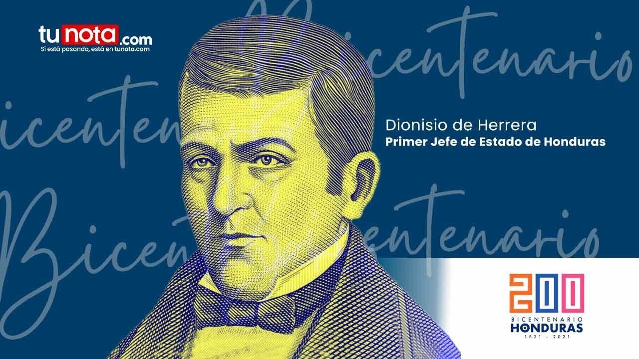 Conozca más del patriota que sentó las bases del Estado hondureño, por esa hazaña es considerado el Padre de la Patria