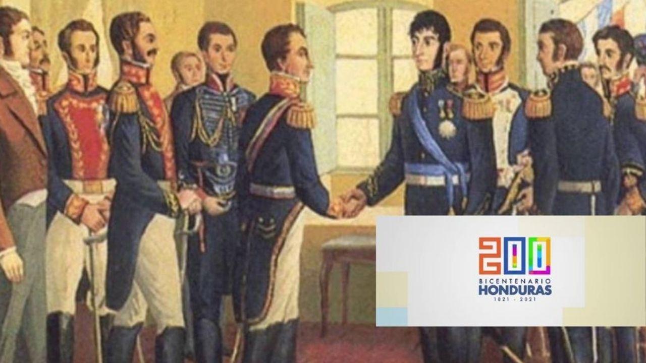 La independencia de Honduras, próxima a conmemorar su bicentenario, fue un un proceso gradual. Conozca cómo se produjo: