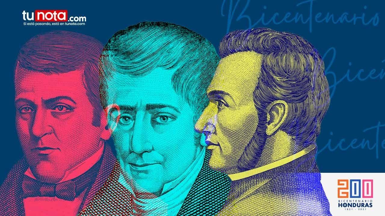 Conozca a detalle el aporte de estos tres héroes patrios dignos de ser conmemorados en el Bicentenario de Independencia