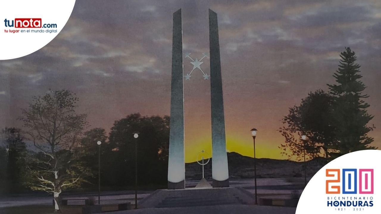Conozca algunos de los insignes hondureños cuyos nombres serán grabados en ambos monumentos