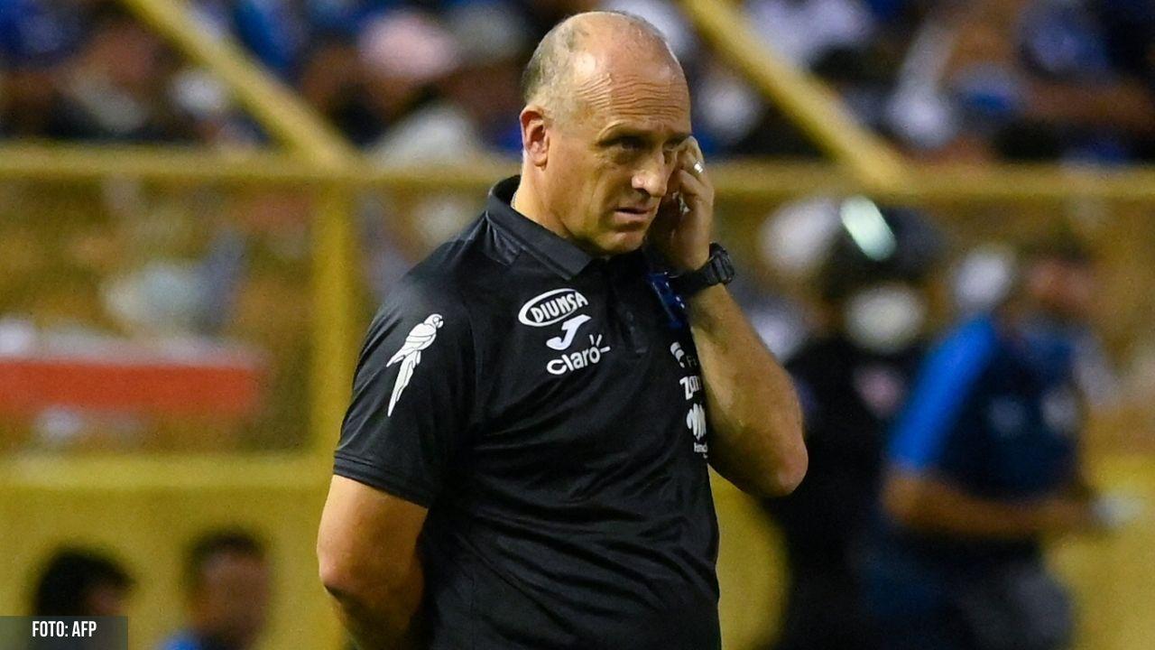 El entrenador de la Selección de Honduras explicó las tres sustituciones que le cambiaron el funcionamiento a la H ante Estados Unidos