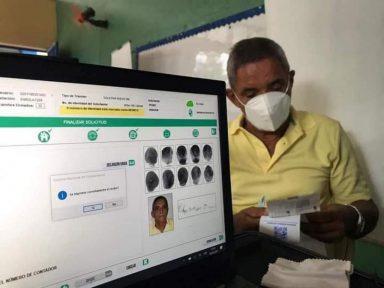 PNUD: el Proyecto Identifícate tiene una base de datos con 99 % de confiabilidad
