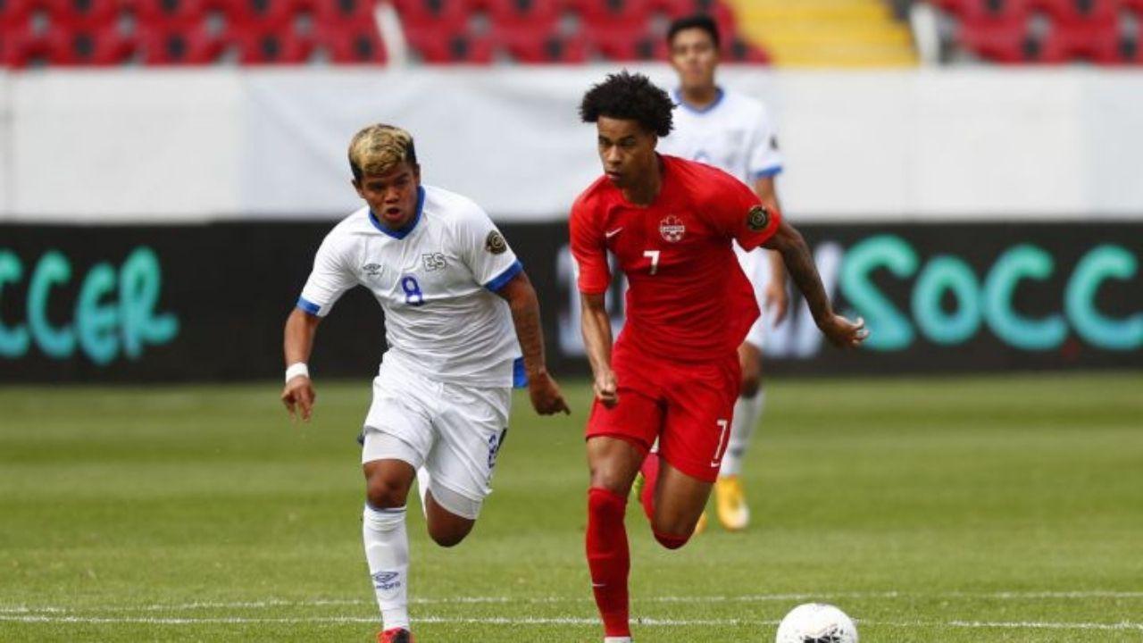 La selección de Canadá goleó este miércoles a la de El Salvador por 3-0 en la tercera jornada del octagonal final de las eliminatorias de la Concacaf al Mundial Catar 2022