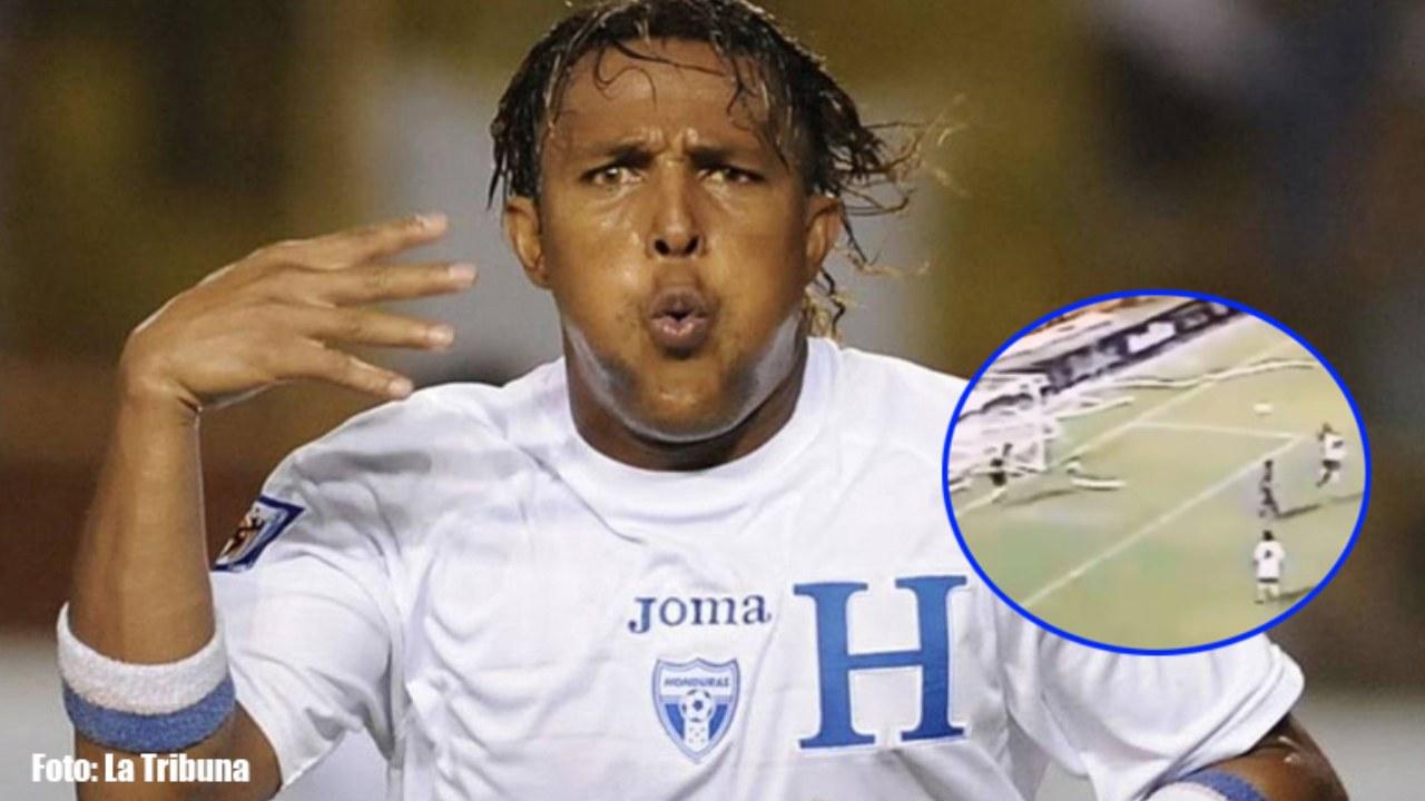 Previo al partido ante Estados Unidos, Carlos Pavón, recordó un golazo que anotó con la camisa de La H y aseguró que ha sido el mejor. Aquí el vídeo