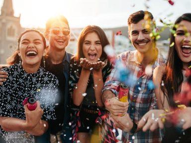7 tipos de fiestas que puedes celebrar con Circle K
