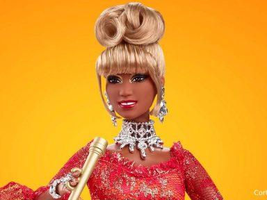 ¡Azúcar! Así luce la Barbie creada en honor a Celia Cruz, ¿se parece?