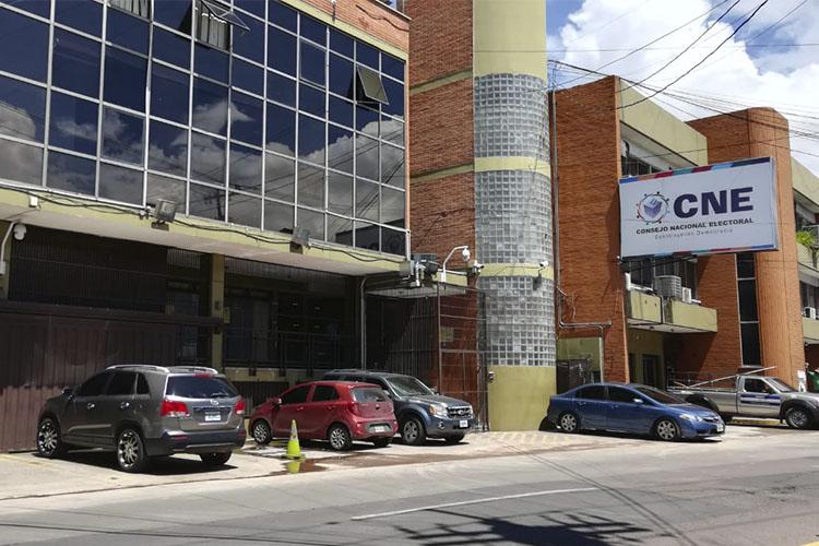 El CNE informó que la empresa International Technology Grupo (ITG) ya firmó contrato y la garantía fue presentada a la Unidad de Compras.
