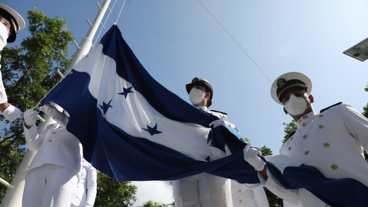 Disfruta de las actividades en vivo del Bicentenario en Honduras a través de la señal de Televicentro que estará desde diferentes partes del país