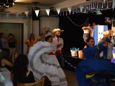 ¡Galería! Orgullosos catrachos celebraron en Suiza el Bicentenario de Independencia de Honduras