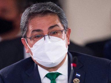 Juan Orlando Hernández destacó  reducción del narcotráfico y denunció falsos testimonios en Estados Unidos