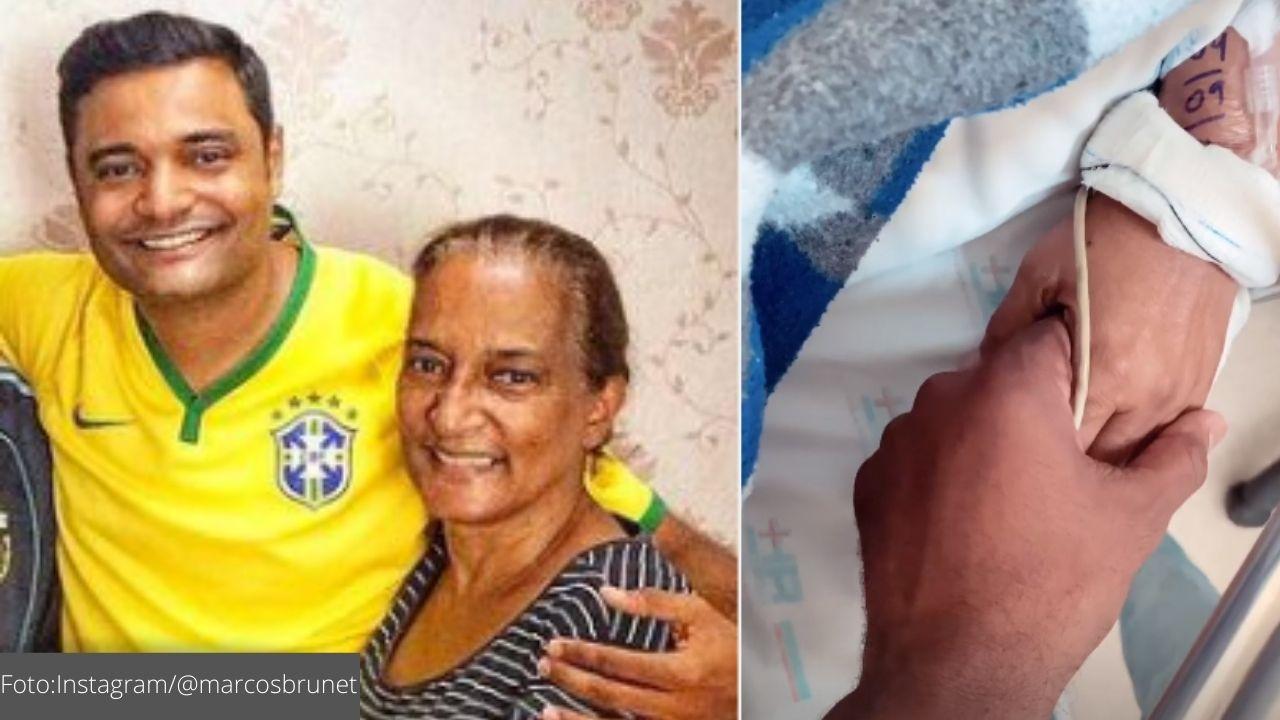 El cantante de origen brasileño se mostró devastado pero fuerte a la vez, por su fe en Dios y el significado que tiene de la muerte