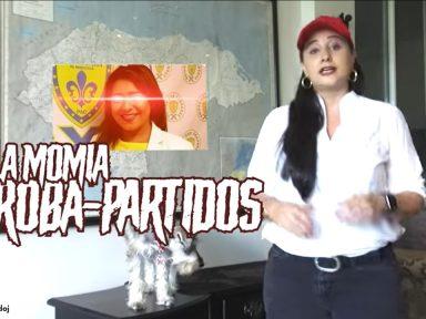 Marlene Alvarenga le responde a candidata liberal que la llamó 'momia roba partidos': 'tú no has salido del clóset'