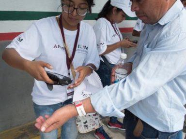 Encuentran a 133 migrantes en casa de seguridad en el centro de México; 24 son hondureños