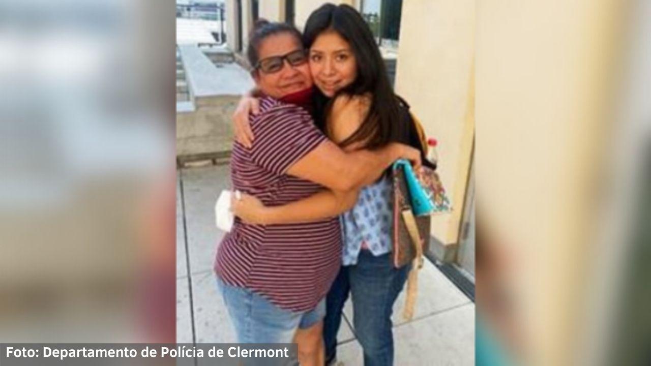 La adolescente Jacqueline Hernández quien fue secuestrada cuando tenía 6 años se reencontró con su madre 14 años después al contactarla por redes sociales