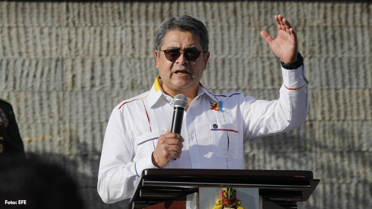 Estas fueron las palabras del presidente de Honduras, Juan Orlando Hernández, en el marco del Bicentenario de Independencia