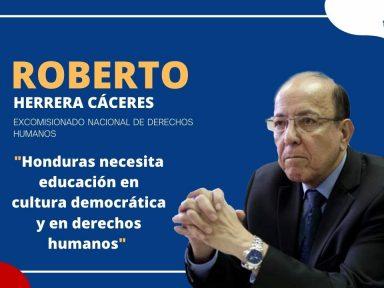Roberto Herrera Cáceres: 'La Fiscalía no ha dado respuesta sobre los muertos de la crisis poselectoral de 2017'