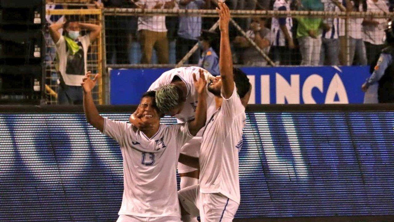 Honduras quedó en el sexto lugar con un total de dos puntos en la tabla de la octogonal final de Concacaf