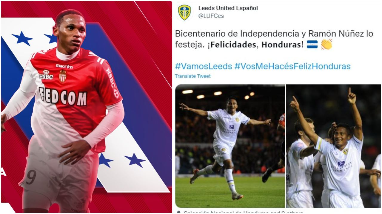 El Mónaco recordó el paso de George Welcome y el Leeds United a Ramón Núñez. Estos fueros los mensajes de los clubes en conmemoración al Bicentenario