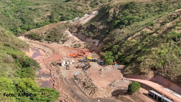 Avances: Represa San José tendrá su propia planta de tratamiento