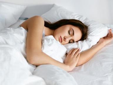 ¿Problemas para dormir? Aquí cuatro recomendaciones para dormir mejor