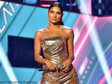 Ni derrame cerebral ni parálisis: El extraño caso de la presentadora de Nuestra Belleza Latina