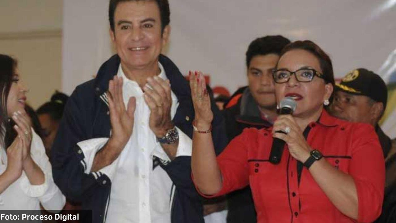 Esto dijeron algunas líderes políticos  sobre la unión  entre Xiomara Castro y Salvador Nasralla a pocos días de los comicios electorales generales