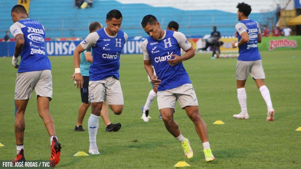 Honduras busca un triunfo con estos curiosos cambios hechos por Fabian Coito en el partido contra Jamaica