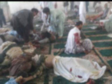 Al menos 32 muertos y 50 heridos en un atentado en una mezquita chií afgana