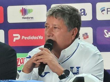 ¡Bolillo Gómez ya está en Honduras! Esto es lo primero que hará con la Selección Nacional