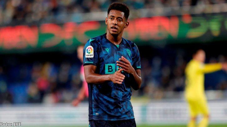 Hat-trick del Choco Lozano es insuficiente en empate del Cádiz 3-3 ante el Villarreal