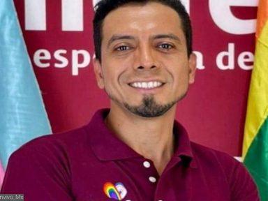 'Soy diputade', legislador mexicano pide que lo llamen con pronombre no binario