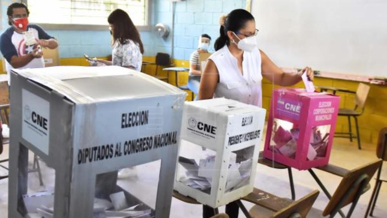 Este es el protocolo de bioseguridad que se seguirá durante las elecciones generales de 2021 en Honduras, según autoridades del CNE