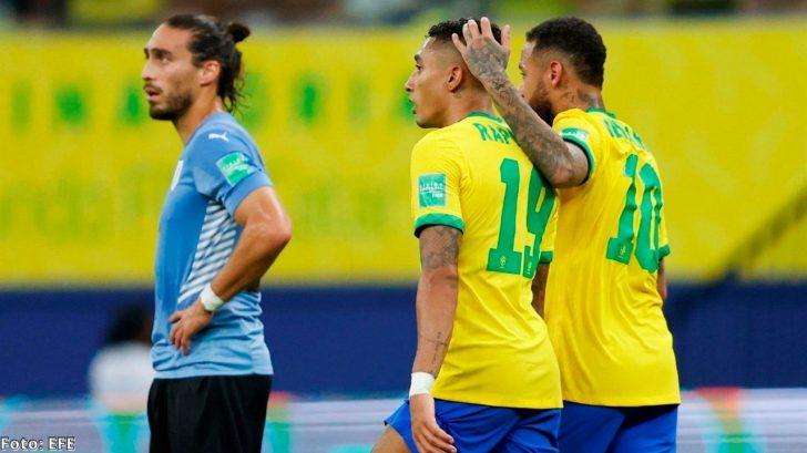 Eliminatoria Conmebol: Brasil sella su lugar en Qatar 2022, Uruguay baja a la repesca y Argentina sigue en la senda del triunfo