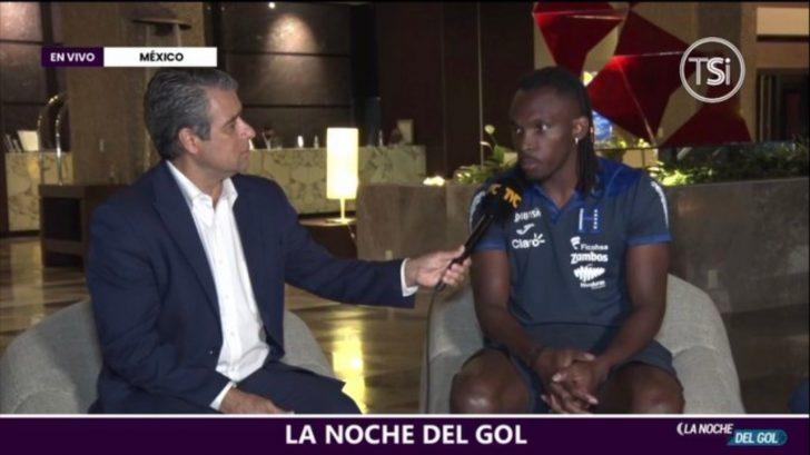 Alberth Elis: 'El grupo está al 100 % con el profe Fabián Coito'