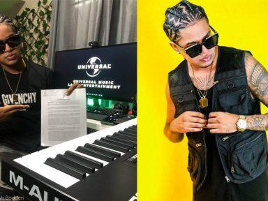 ¡Orgullo catracho! 'Fresh Bodden' firmó contrato con disquera que ha trabajado con Karol G y Farruko