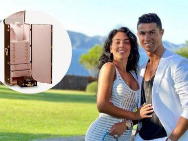 Cristiano Ronaldo y su 'detalle' a Georgina Rodríguez, valorado en 124 mil euros; así lo presumió la modelo