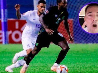 ¡A lo Polache! El fuerte reclamo del cantante a los jugadores de La H tras derrota ante Jamaica