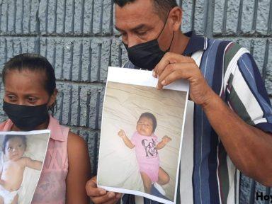 Bebé de dos meses fue robada de los brazos de su madre en Honduras