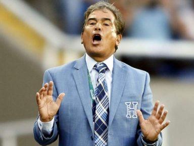 ¿Jorge Luis Pinto en la órbita de  la Selección de Honduras? Esto confesó el colombiano