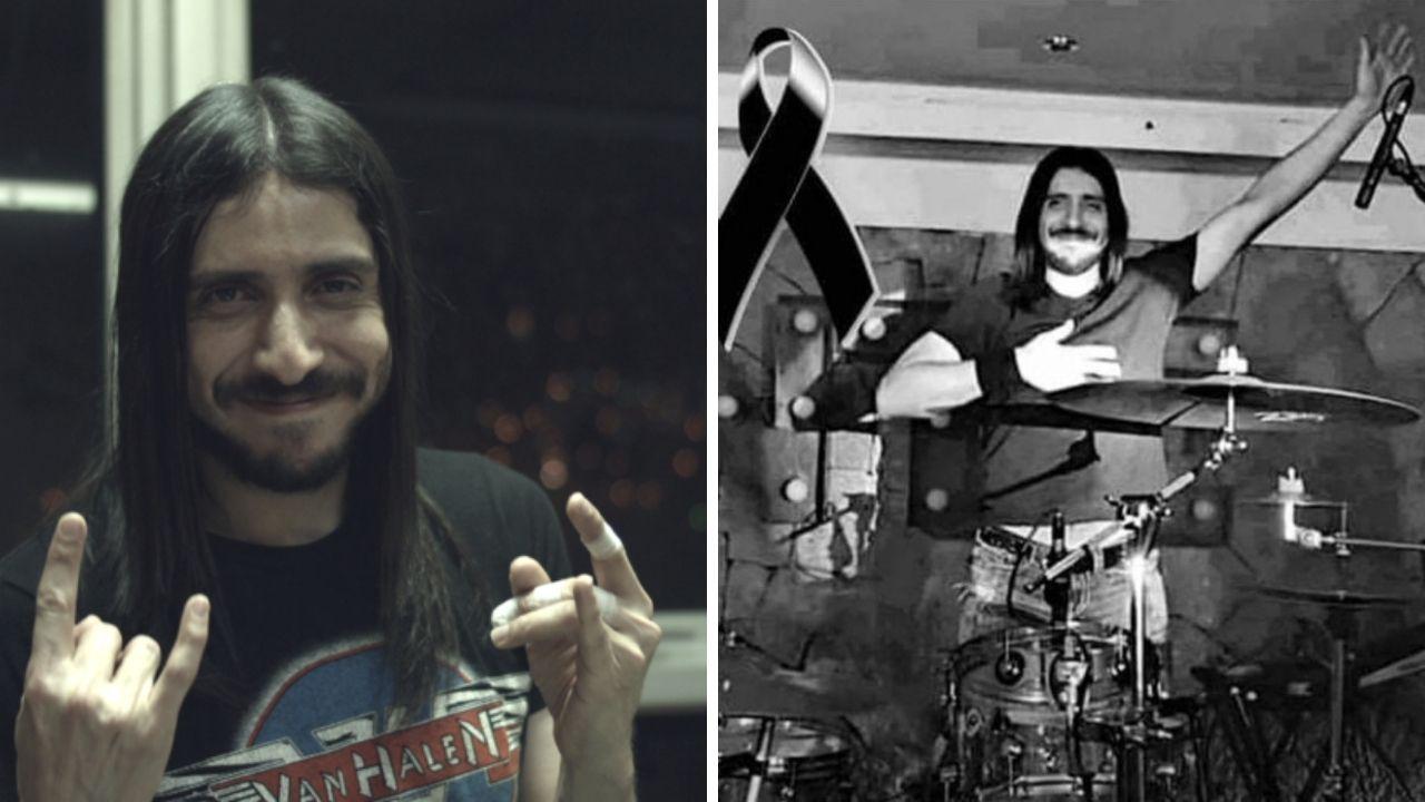 """Juan Carlos Ferrera pertenecía a la banda hondureña """"Ecos de Dioses"""", falleció dejando un legado en el rock de Honduras"""