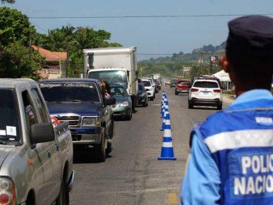 ¿Podrás circular con la licencia de conducir vencida durante el feriado Morazánico?, esto determinó DNVT